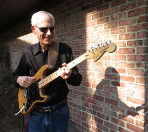 Writer-Producer Mark Hauptschein on Stratocaster